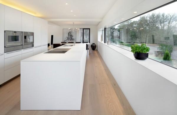 Wohnhaus S. Pegnitz - Küchen im Raumwerk