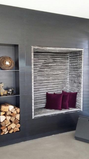 Referenz Endres Raumkultur Sitzfenster gepolstert Möbel Einbauschrank