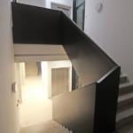 Treppenhaus Geländer