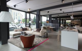 Raumwerk Neumarkt Showroom