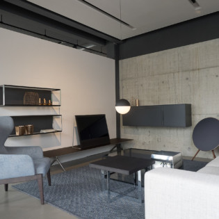 Raumwerk Neumarkt Showroom