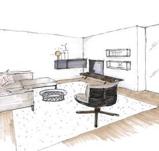 Planung von Einrichtungskonzepten-15
