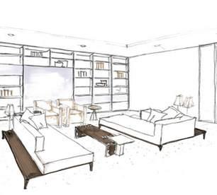 Planung von Einrichtungskonzepten-25