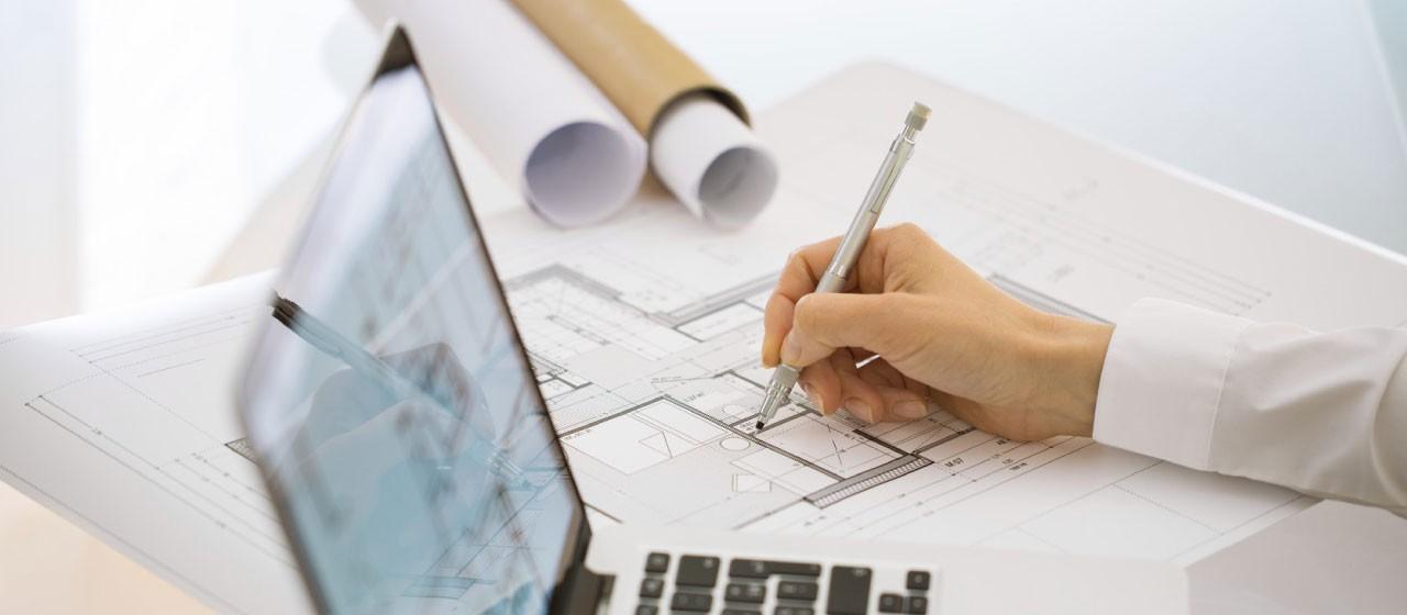 Planung Einrichtung