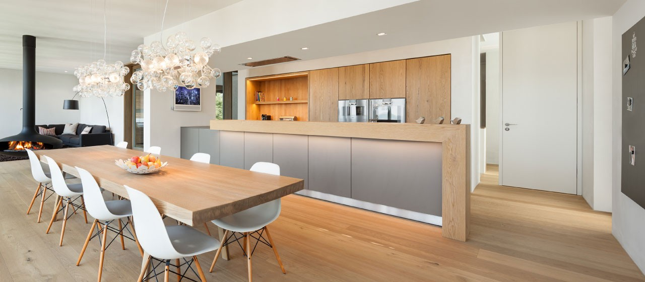 Designer-Küche