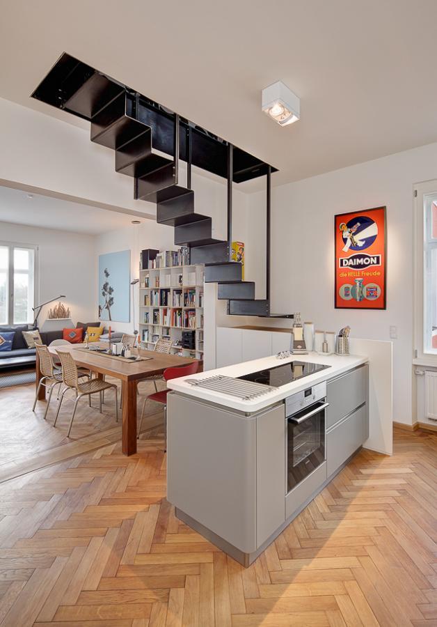Wohnhaus in Regensburg - Metallarbeiten