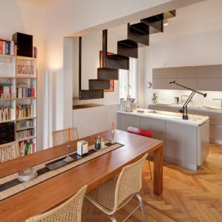 Schlossereiarbeiten im Wohnraum