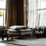 Vorhänge-Fischbacher Fabric Artemis Glimmer Superb Soulmate EnVoguePremium