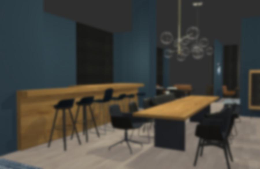 ab januar ein messestand der k lner m belmesse imm cologne bei uns raumwerk neumarkt. Black Bedroom Furniture Sets. Home Design Ideas