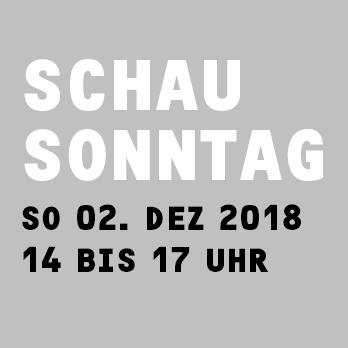 Schausonntag-Dezember-2018