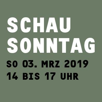 Schausonntag-03-2019