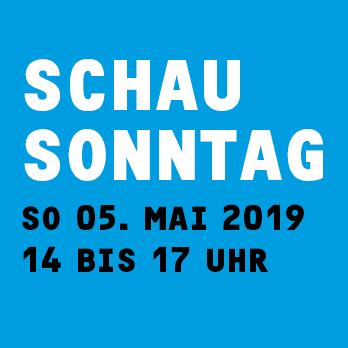 Schausonntag-05-2019
