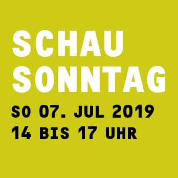 Schausonntag-07-2019