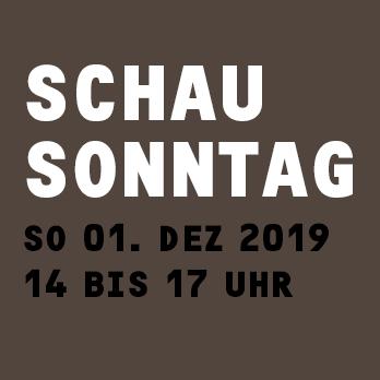 Schausonntag-12-2019