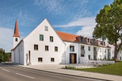 Dekanats- und Gemeindezentrum in Neumarkt