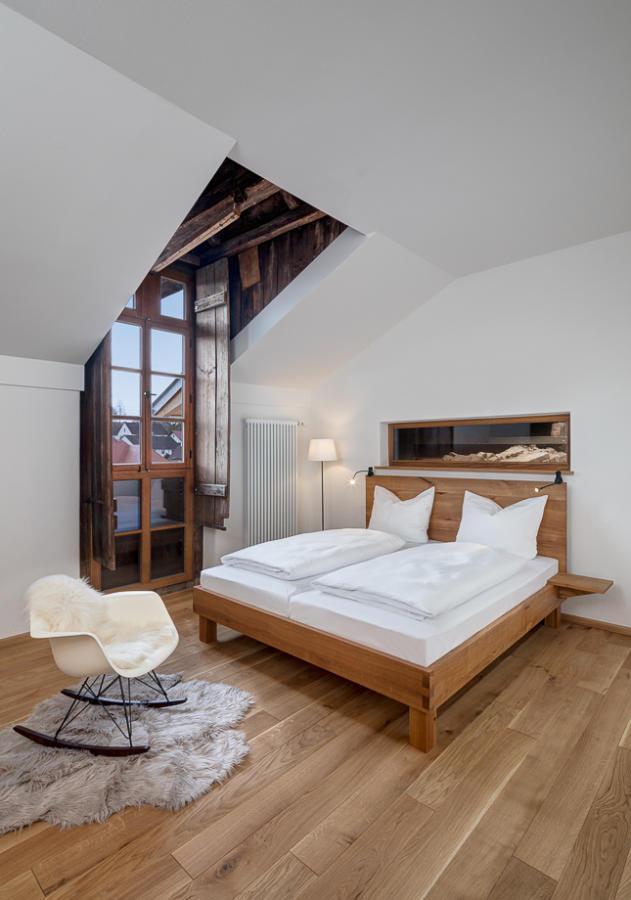 Hotel im alten Sudhaus