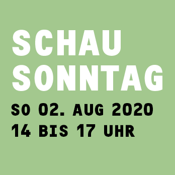 Schausonntag-aug-2020
