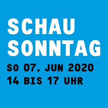 Schausonntag-jun-2020