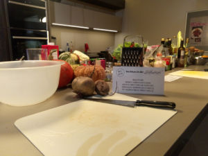 Vegan kochen mit der Leichtsinnsküche