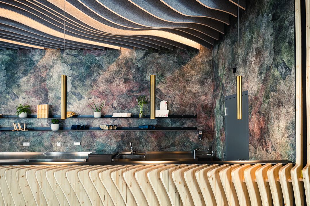 Lichtplanung - Restaurant