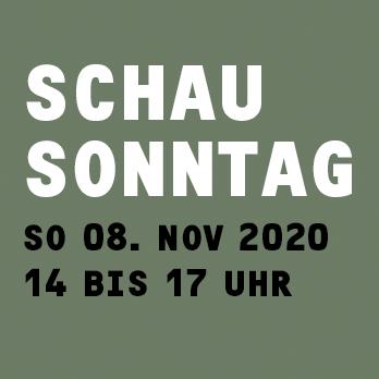 Schausonntag-nov-2020